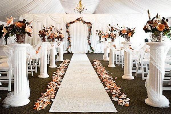 колонны свадьба алматы