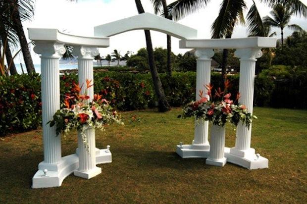 свадебная арка алматы