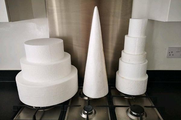 болванки для торта из пенопласта