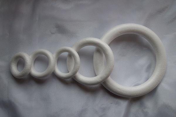 кольца из пенопласта алматы